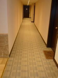 couloirs sols souples
