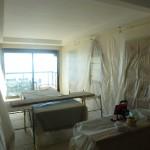 préparation murs avant mise en peinture